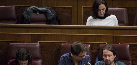 Apagón y silencio absoluto en Podemos ante la gravedad de la crisis interna con Bescansa y Errejón
