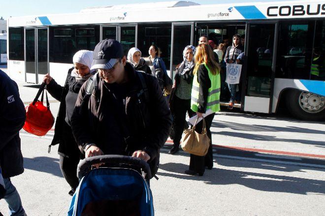 El Supremo de Grecia permite la libertad de movimiento en el país para futuros refugiados