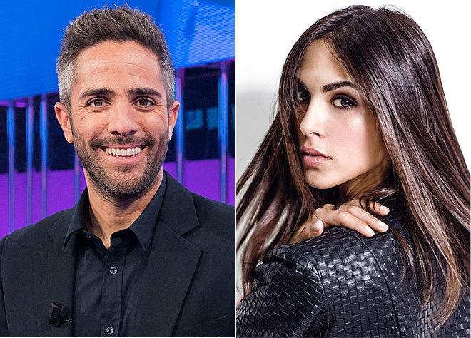 Roberto Leal y Rocío Muñoz.