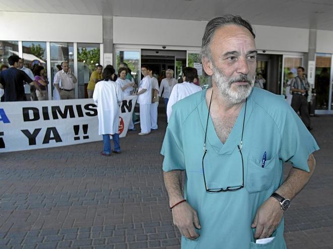 Muere Luis Montes, el anestesista que en 2005 fue investigado por ...