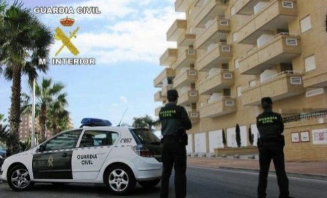 Imagen de archivo de la Guardia Civil en Castellón.