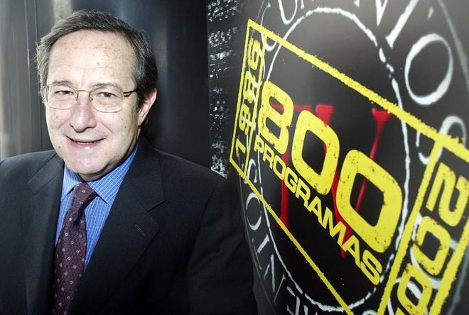 Imagen de archivo de Pedro Erquicia en 2004.