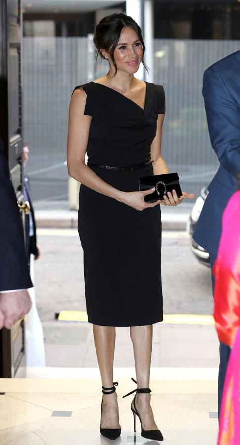 La futura esposa nos ha mostrado que el Little black dress es la...