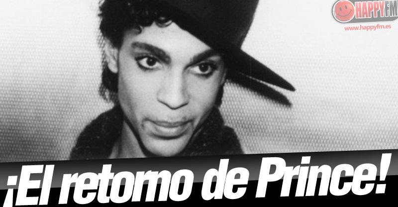 Prince regresa un año después de su muerte con la versión de estudio de 'Nothing Compares 2 U'