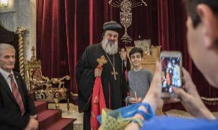 El futuro incierto de los últimos cristianos que quedan en Siria