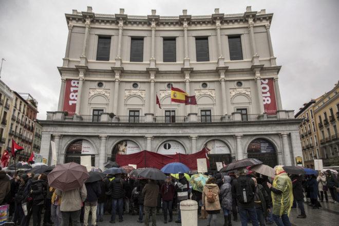 El Gobierno aprueba la fusión entre el Teatro de la Zarzuela y el Real