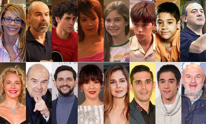Así son hoy los actores de \'Los Serrano\', 15 años después del primer ...