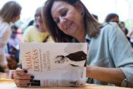La escritora María Dueñas volvió a ser la más vendida.
