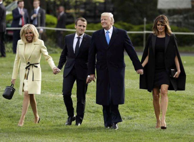 Melania Trump: del 'look' blanco de más de 3.000 euros al