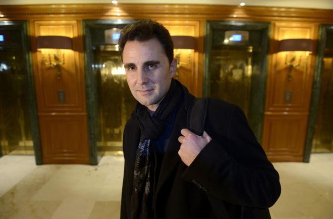 El ex informático bancario Hervé Falciani, fotografiado en 2014.