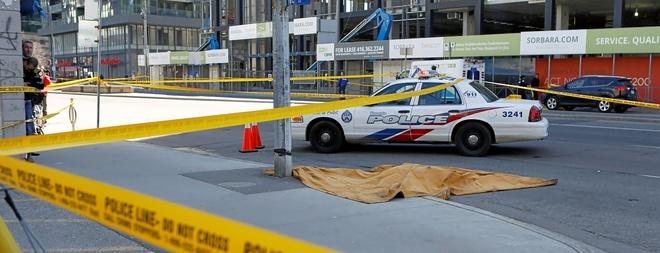 El atropello de Toronto: un copycat en las calles de Canadá