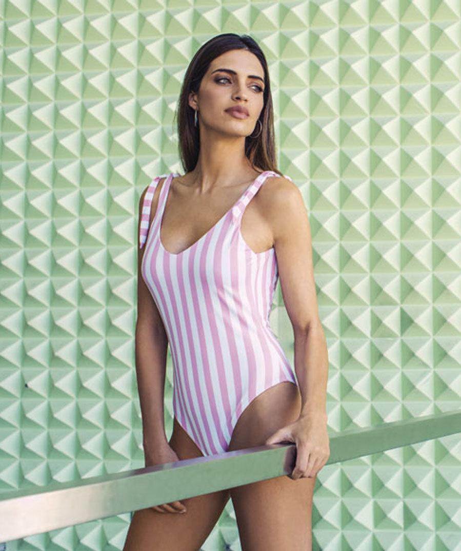 Sara Carbonero, imagen de Calzedonia