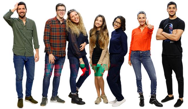 Ni vagos ni incultos: por qué los millennials no son