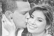 Al capitán Adrián Velásquez (38 años) y a su mujer Claudia Díaz Guillén (44) se les acusa de expoliar las arcas de Venezuela: no menos de 2.000 millones de dólares para ellos.