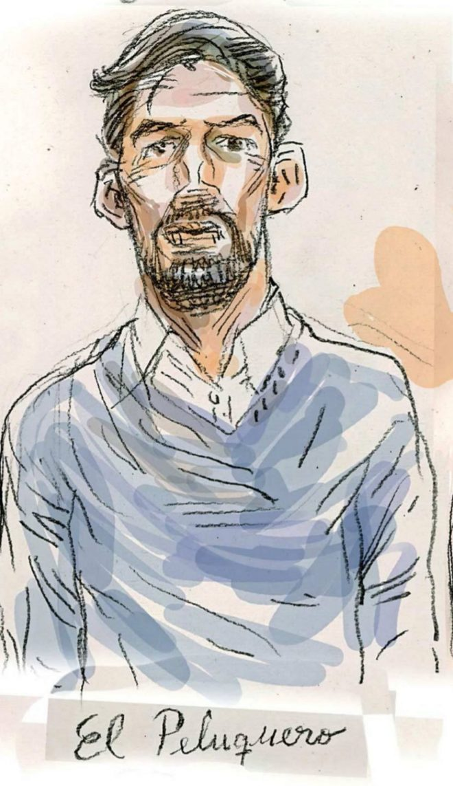 Ilustración de Jesús Escudero