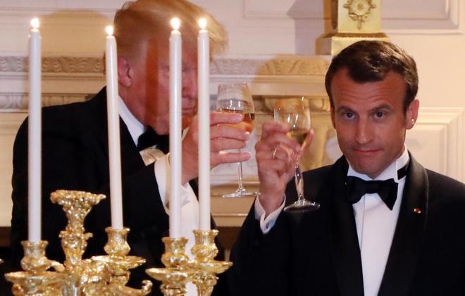 LUDOVIC MARIN/ AFP