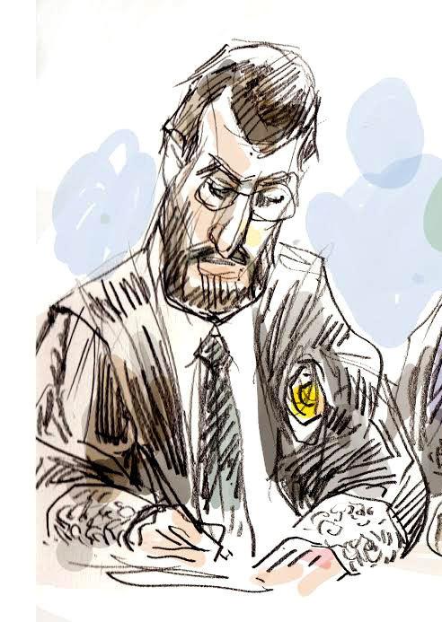 Ricardo Javier González, el juez discrepante del juicio de La Manada.