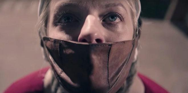Elisabeth Moss protagoniza El cuento de la criada