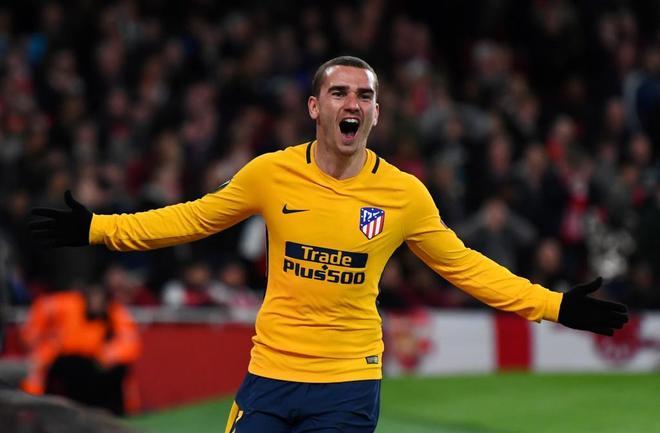 El Atlético de Madrid empata en el Emirates con un