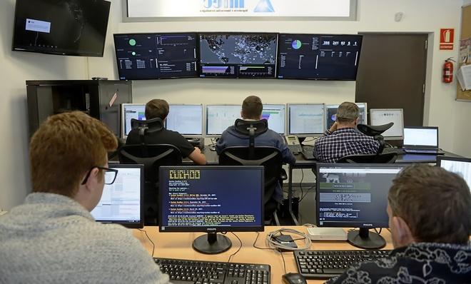 El centro de ciberseguridad de Intec, en el Parc Bit.
