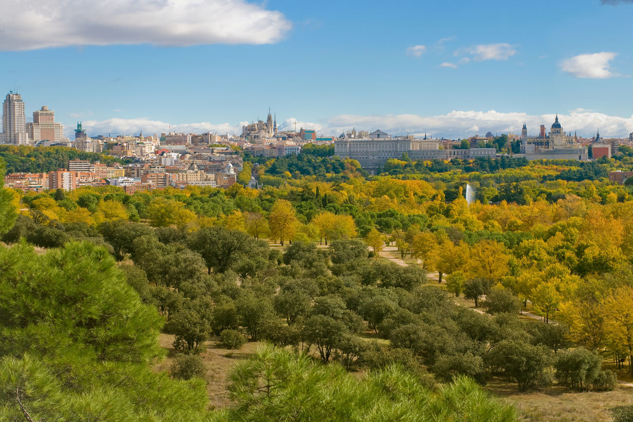 Con más de 1.722,60 hectáreas de extensión, la Casa de Campo es el...