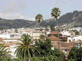 Vista general de San Cristóbal de la Laguna.