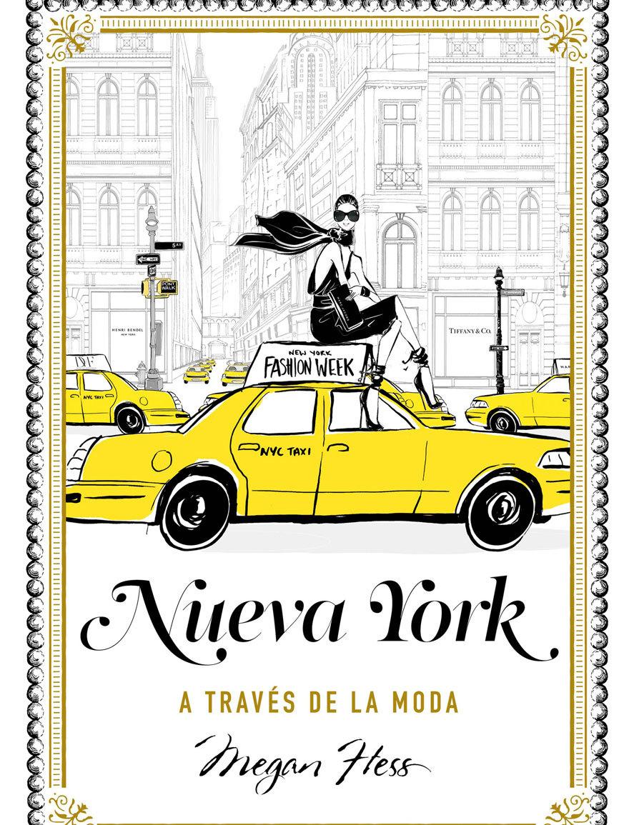 """'Influencers', blogueros y todos los apasionados del mundo de la moda no pueden perderse esta guía de Nueva York (Lunwerg Editores). 17,95 euros. <a href=""""https://www.planetadelibros.com/"""">planetadelibros.com</a>"""
