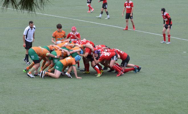 Un momento de la final del campeonato entre el CAU y el Tecnidex Valencia  de la categoría Sub16. G. G. 7357bacbcbe