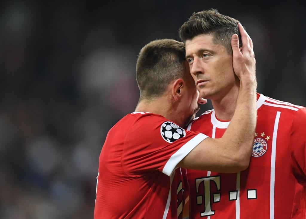 Lewandowski, el gran derrotado de un Bayern sublime