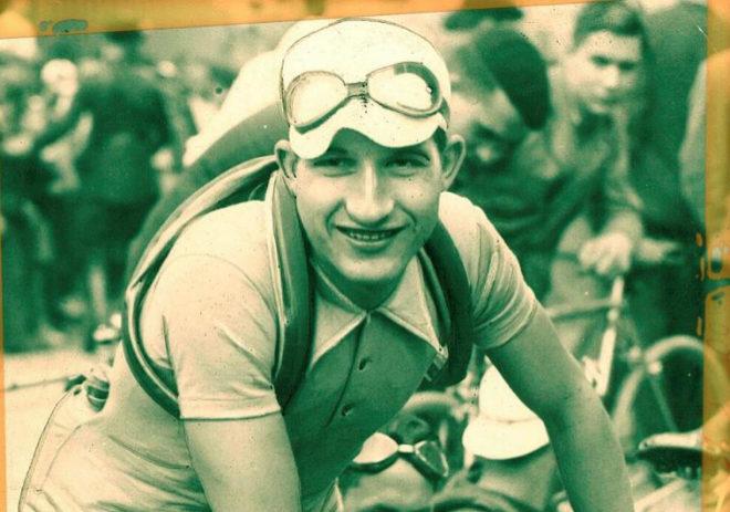 Gino Bartali, en una imagen de archivo.