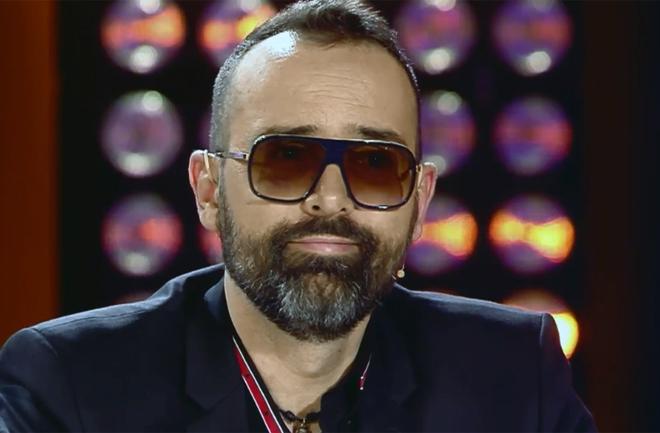 Risto Mejide, durante la actuación de Tatiana y Catriel en Factor X.