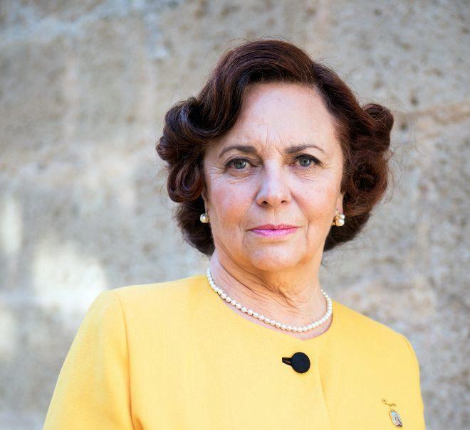 La actriz madrileña protagoniza `Mi querida cofradía`, una comedia costumbrista