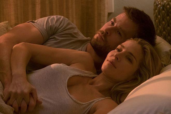La actriz española participa, junto a Chris Hemsworth, en `12