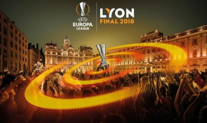 Resultado de imagen de europa league lyon