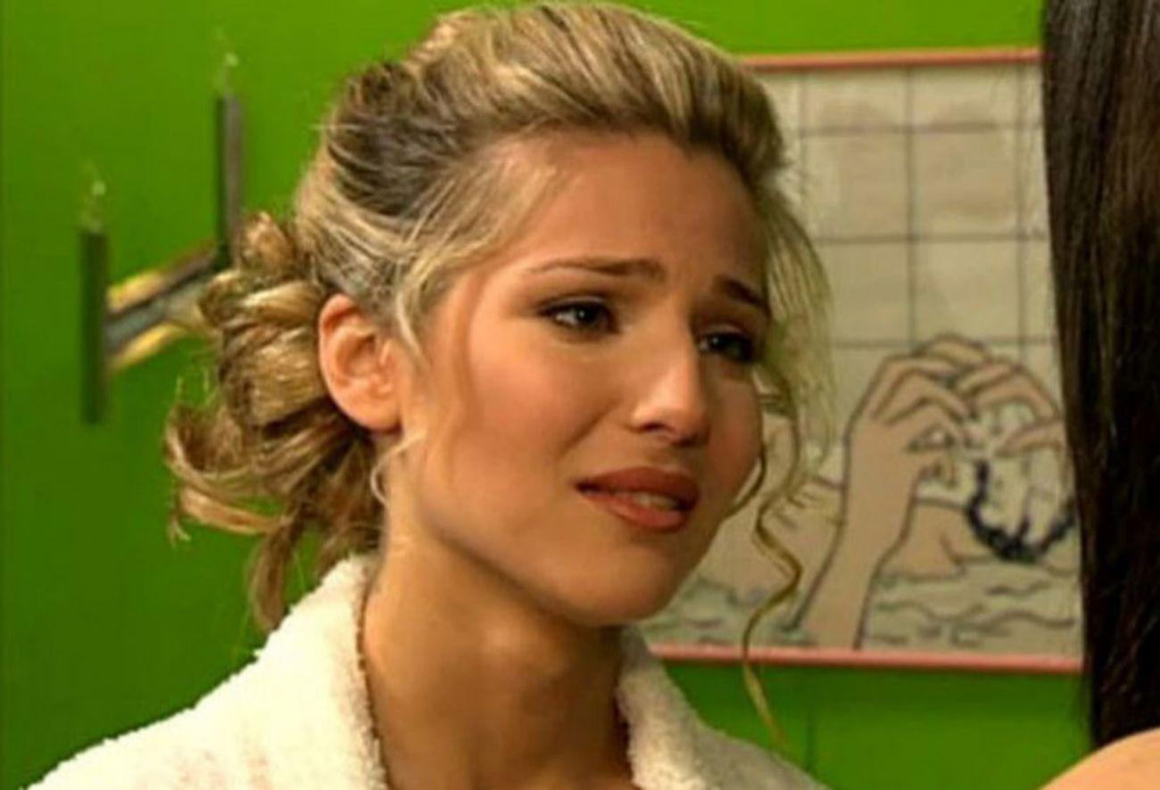 La popular serie española de adolescentes contó con una jovencísima...