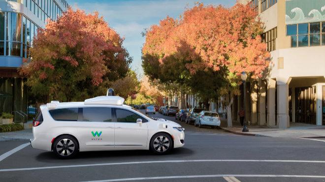 El coche autónomo llegará a bordo del 5G