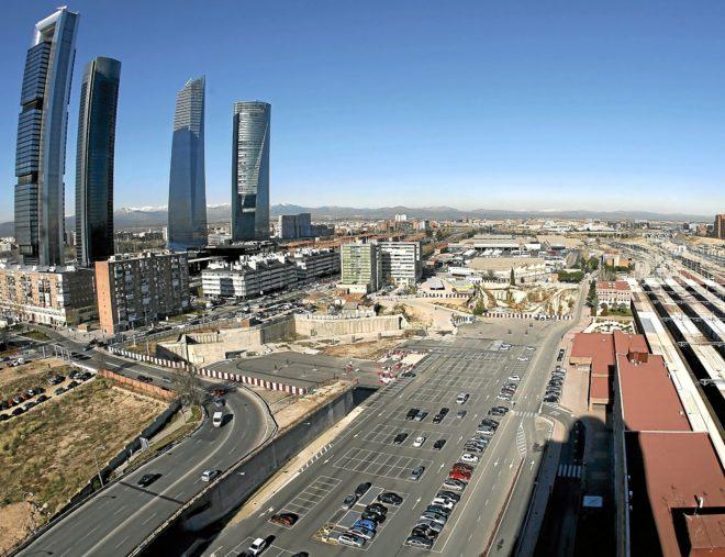 El agua será protagonista en Madrid Nuevo Norte