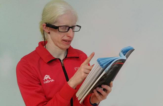 Las gafas que hacen 'ver' a los ciegos