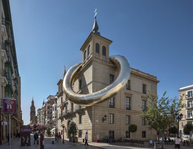 la arquitectura sale a la calle en logroño cultura