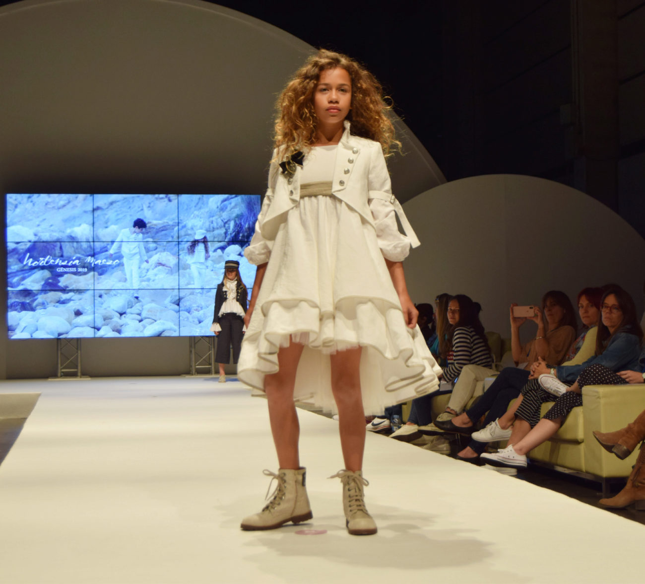 La diseñadora valenciana, Hortensia Maeso, ha presentado su próxima...