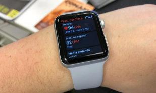 Un Apple Watch salva la vida a un hombre al detectar a tiempo una úlcera perforada