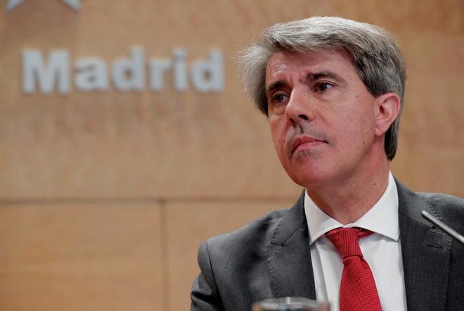 Ángel Garrido se perfila como el sucesor de Cristina Cifuentes