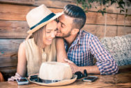 ¿Quieres reducir el estrés? Pues huele a tu pareja