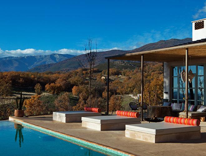 La escapada rural perfecta una casa de campo con servicio for Escapada rural piscinas naturales