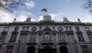 Sede del Tribunal Supremo, en Madrid