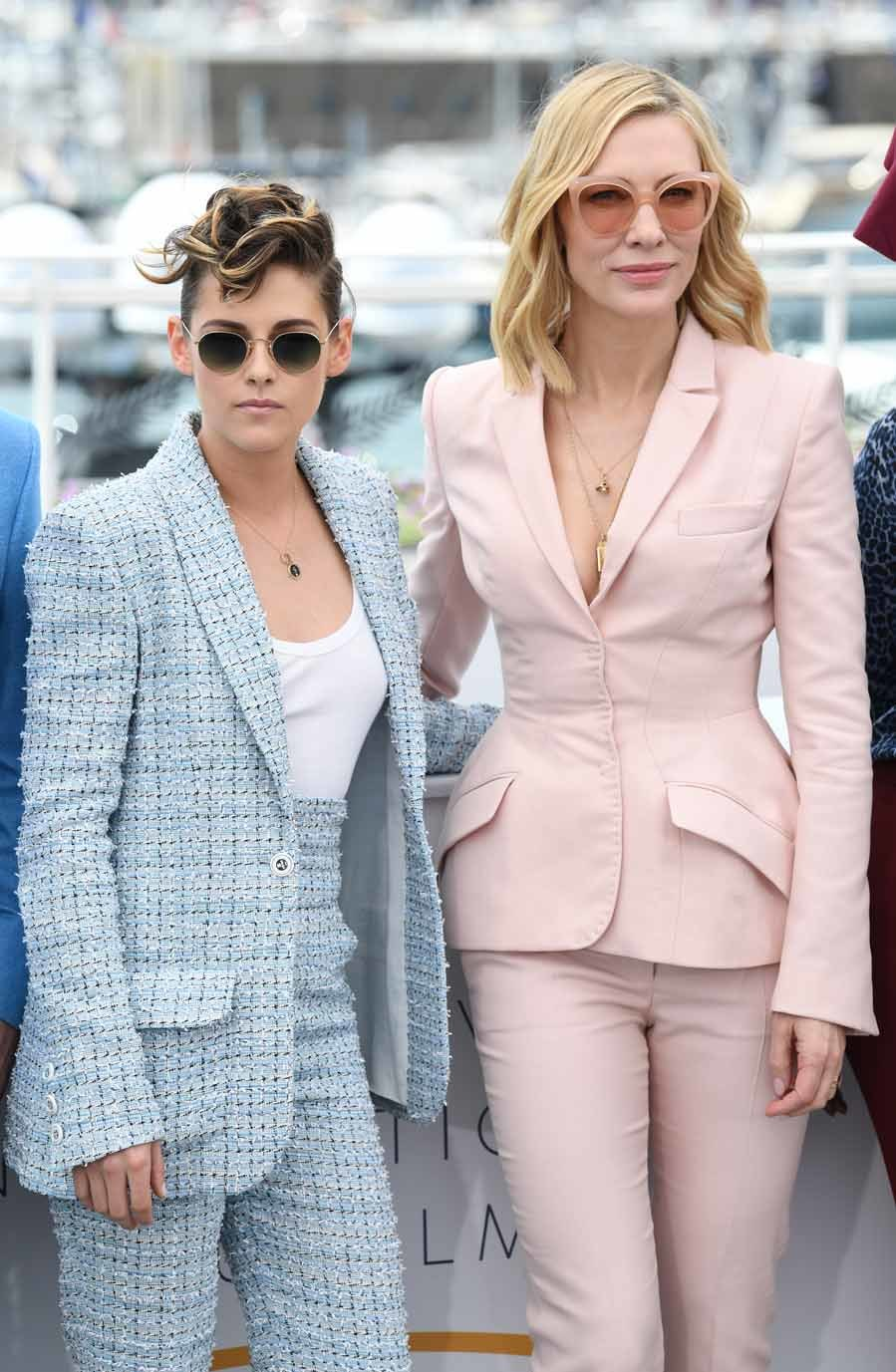 Las dos actrices forman parte del jurado de este año, compuesto por...