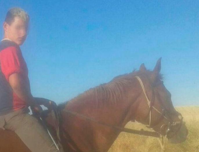 D., el joven detenido como presunto autor de la muerte de Leticia