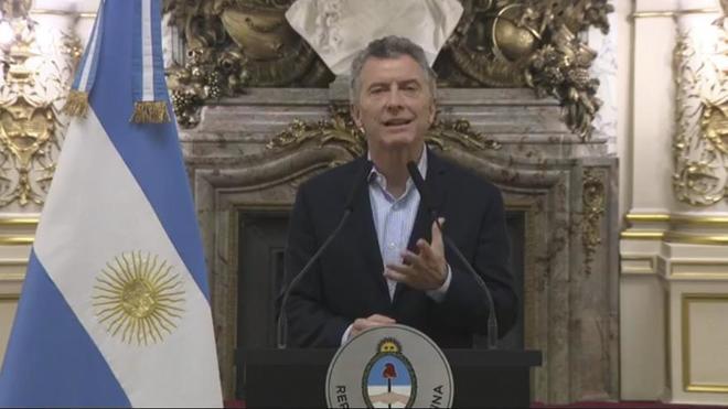 Argentina: las reformas son la única vía