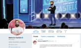 Perfil de Twitter de Antonio Castelo.