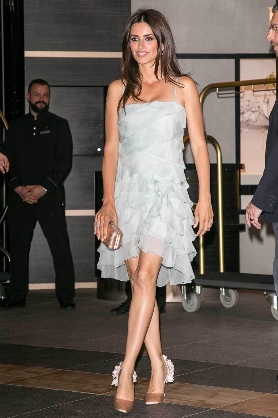 Penélope Cruz, la reina de los estilismos de Cannes